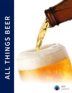 Arc Cardinal Beer Brochure