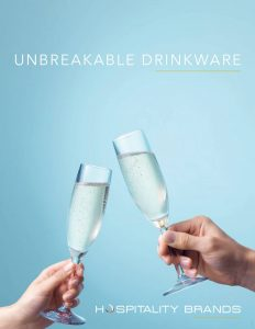 Hospitality Brands Unbreakable Glassware